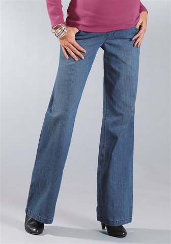 Umstandsjeans 9Monate Blue Shine